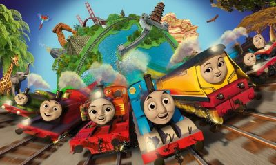 Thomas & Friends Nickelodeon
