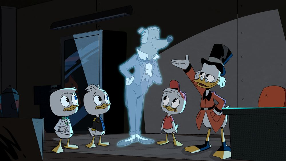 Duckworth Disney Channel DuckTales