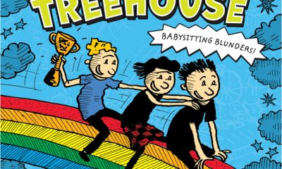 The 91-Story Treehouse Babysitting Blunders!