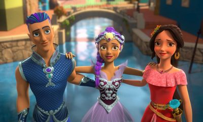 """ELENA OF AVALOR - """"Song of the Sirenas"""""""