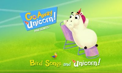 Go Away Unicorn - Bird Songs and Unicorn