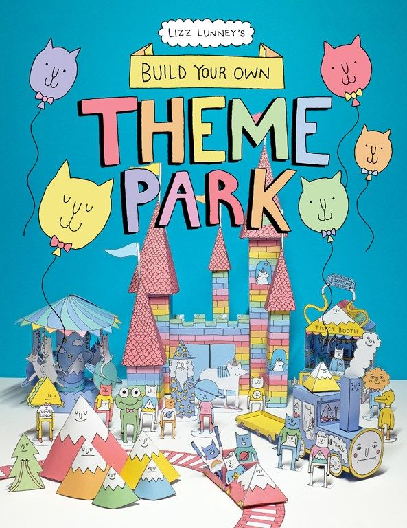 Build Your Own Theme Park