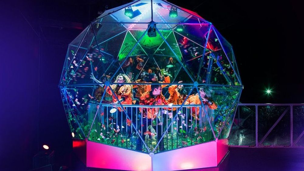 The Crystal Maze Nickelodeon Picture