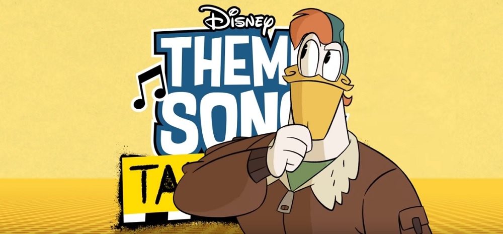DuckTales LaunchPad Theme Song Takeover